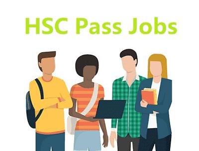 HSC Pass Job Circular